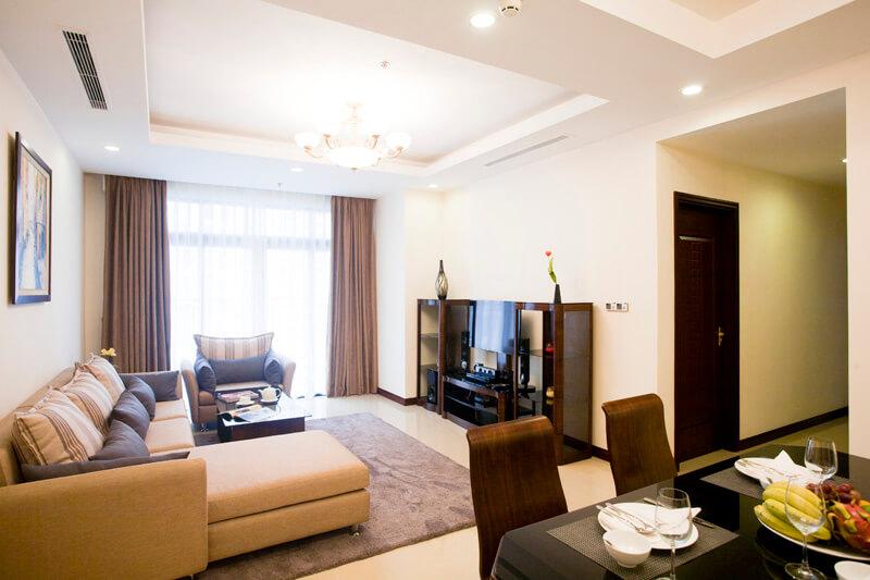 Khám phá thiết kế nội thất chung cư royal city Hà Nội