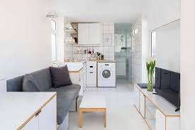 Mẫu thiết kế nhà chung cư có diện tích nhỏ