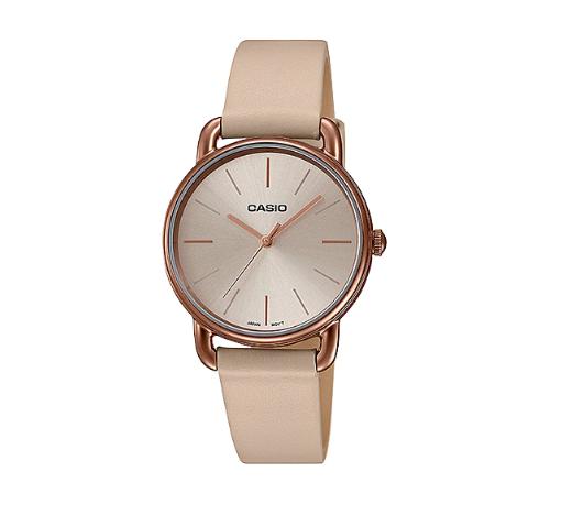 Top 3 mẫu đồng hồ Casio nữ dây da dòng General bán chạy nhất hiện nay